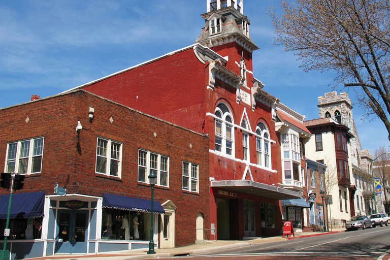 Hagerstown Streetscape