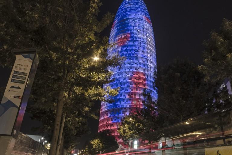 Barcelona, Spain [Torre Agbar]