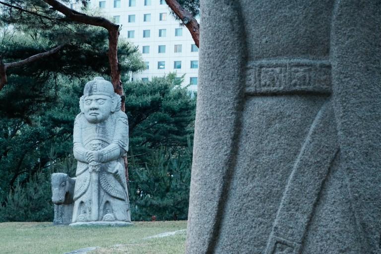 Samneung Park, Seoul