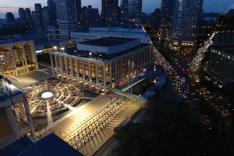 Lincoln Center for the Performing Arts, 10 Lincoln Center Plaza