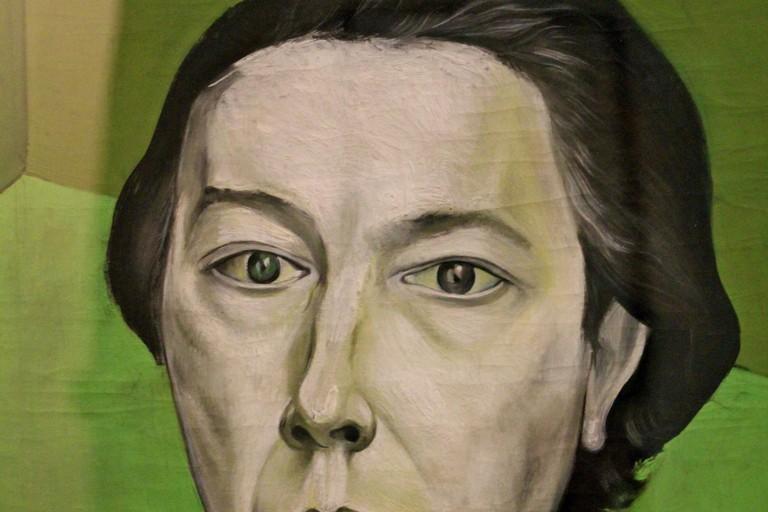 Portrait d'André Breton by Victor Brauner, 1934| © Renaud Camus/Flikr