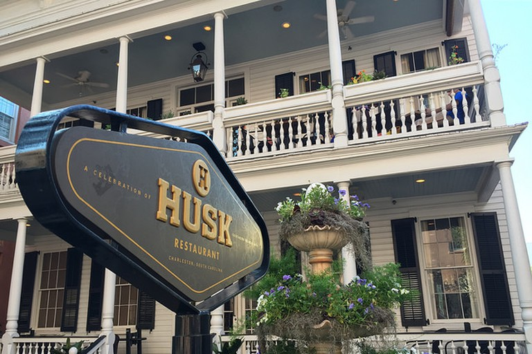 Husk restaurant