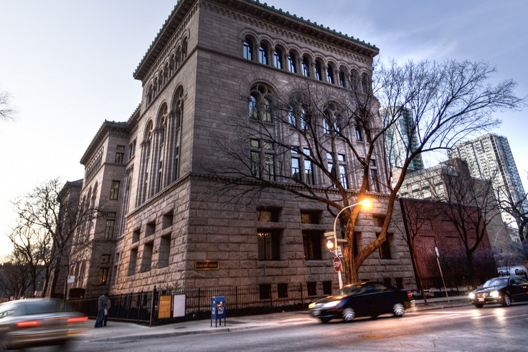 Newberry Library is free and open to the public