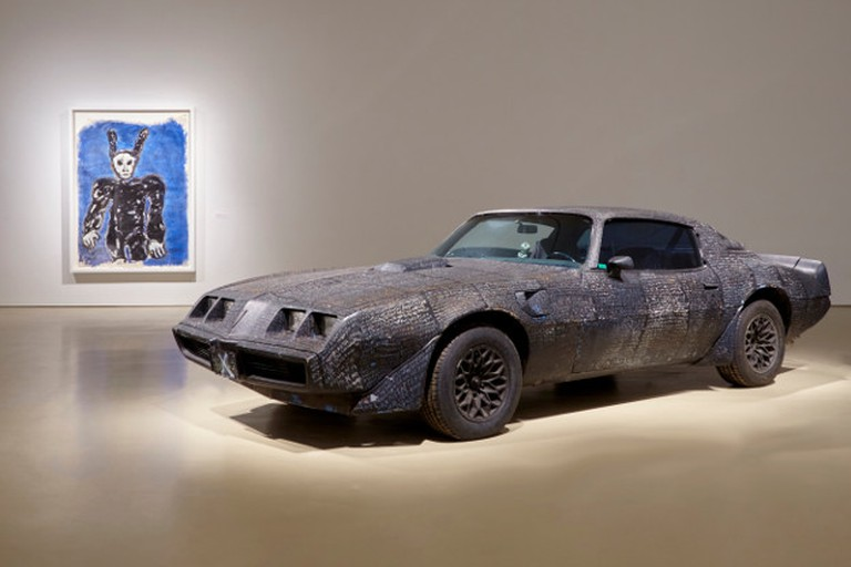 Fearful Symmetry: The Art of John Scott, installation view at the Art Gallery of Hamilton