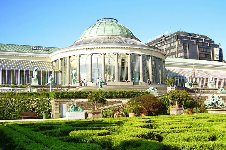 The Botanique