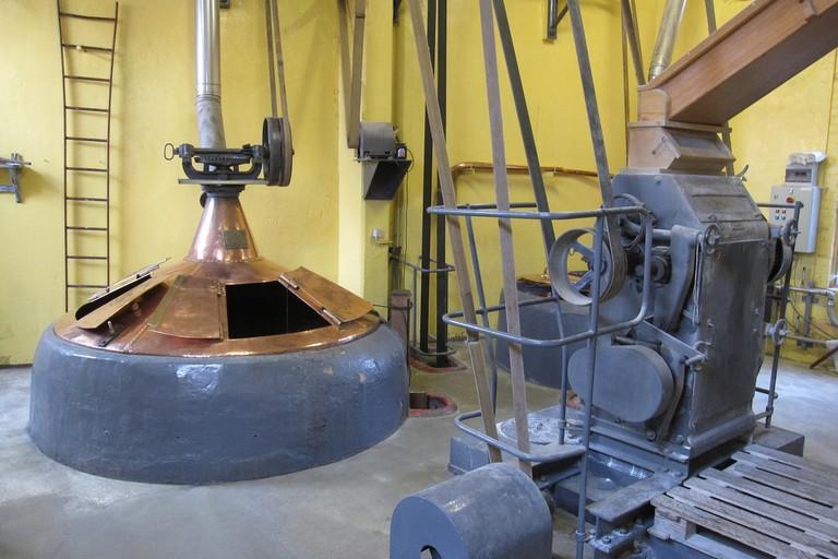 The Museum Geuze Cantillon Brewery