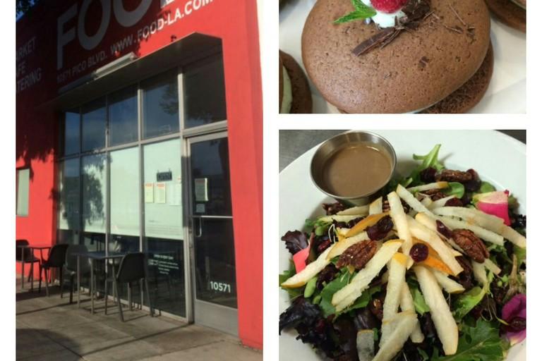 Food, 10571 Pico Blvd