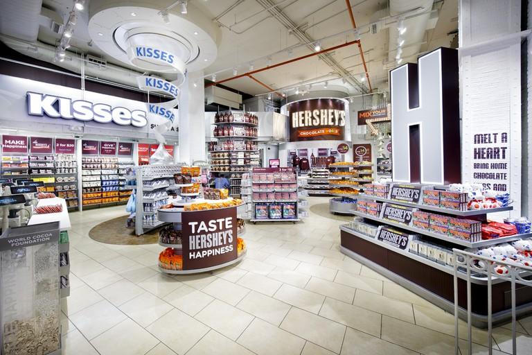 Image Courtesy of Hershey's Chocolate World