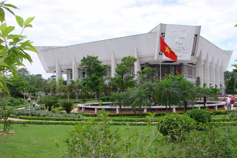 Ho Chi Minh Museum, Hanoi | © Adam Jones/Flickr