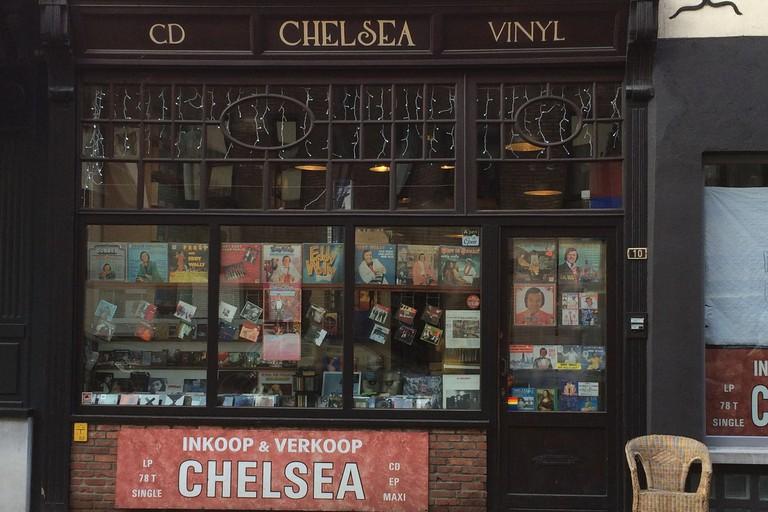 Chelsea Records