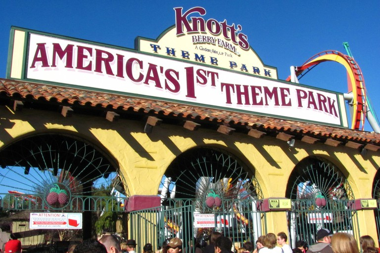 Knott's Berry Farm © Jeremy Thompson / Flickr