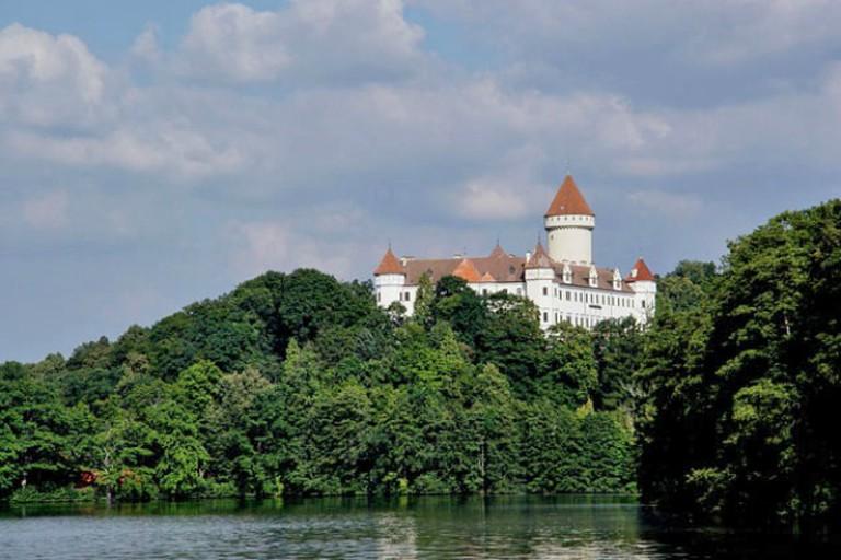 Lâu đài Konopiště, Cộng hòa Séc   © Bernd Janning / WikiCommons - Trip14.com