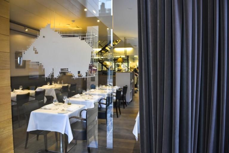 Find the Luxemburg cuisine at Maison du Luxembourg
