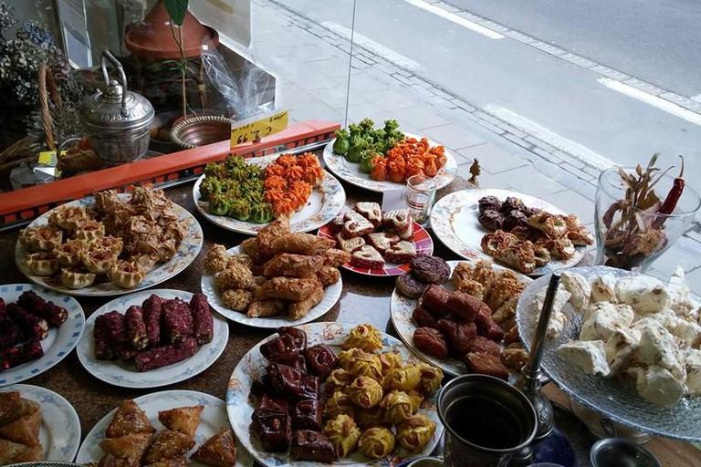 Moroccan specialities
