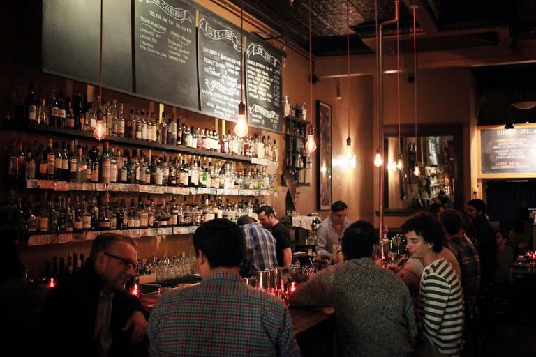 The Alembic Bar