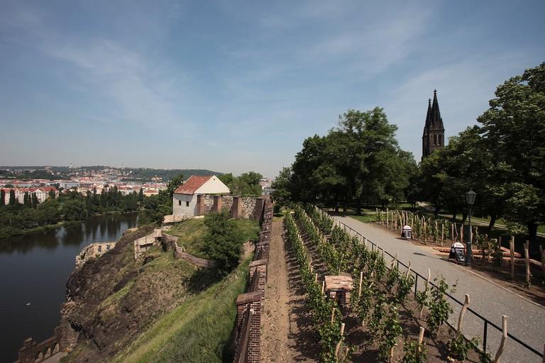 Vyšehrad, Prague, Czech Republic