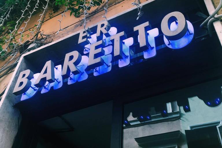 Er Baretto (Arte del Caffé)
