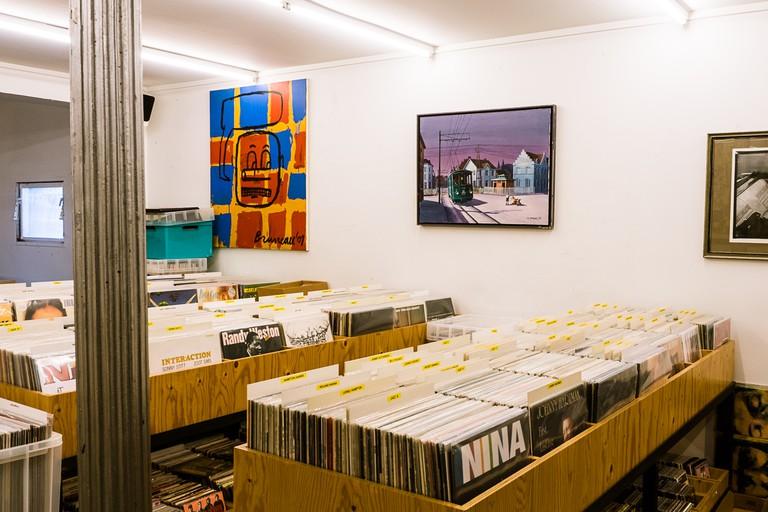 Coffee & Vinyl, Antwerpen
