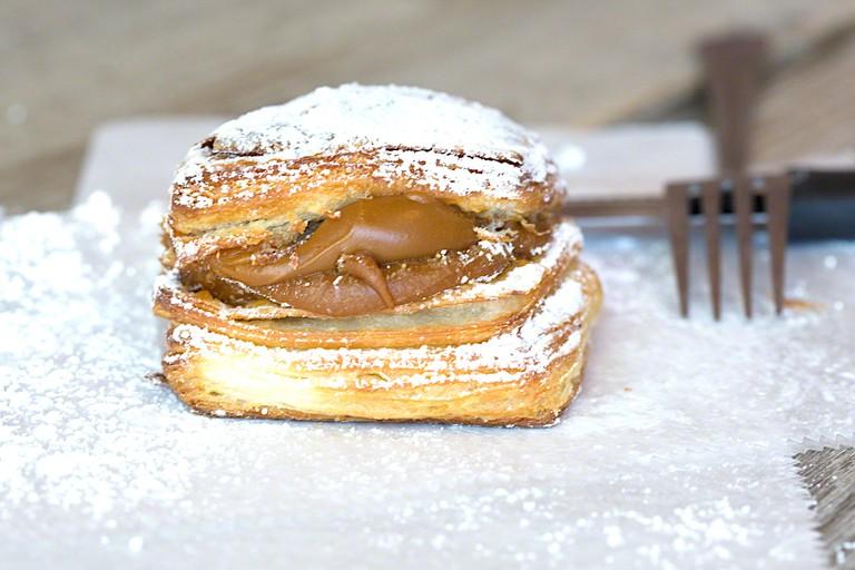 Sweet treats at Dulce De Leche Bakery