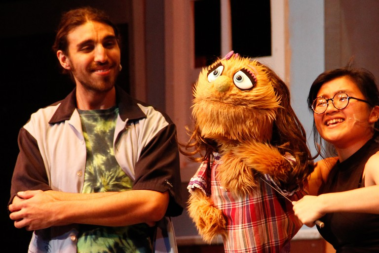 Avenue Q rehearsals | © The Skyline View/Flickr