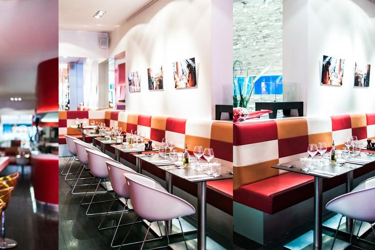 The interior of Restaurant CO2 | Courtesy of Restaurant CO2