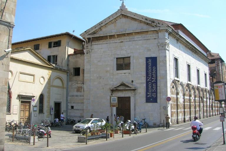 San Matteo National Museum