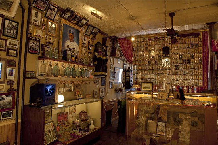 The City Reliquary Museum, New York