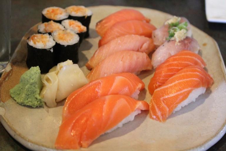 Sushi at Kirala