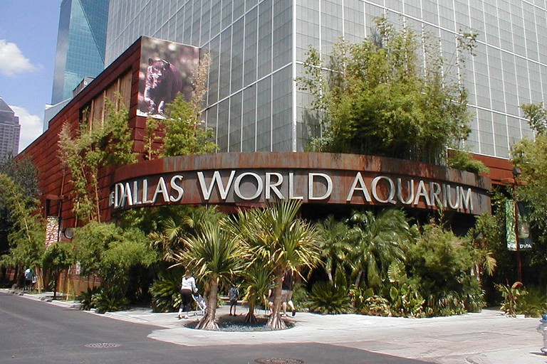 Dallas World Aquarium | © Jay R Simonson/WikiCommons