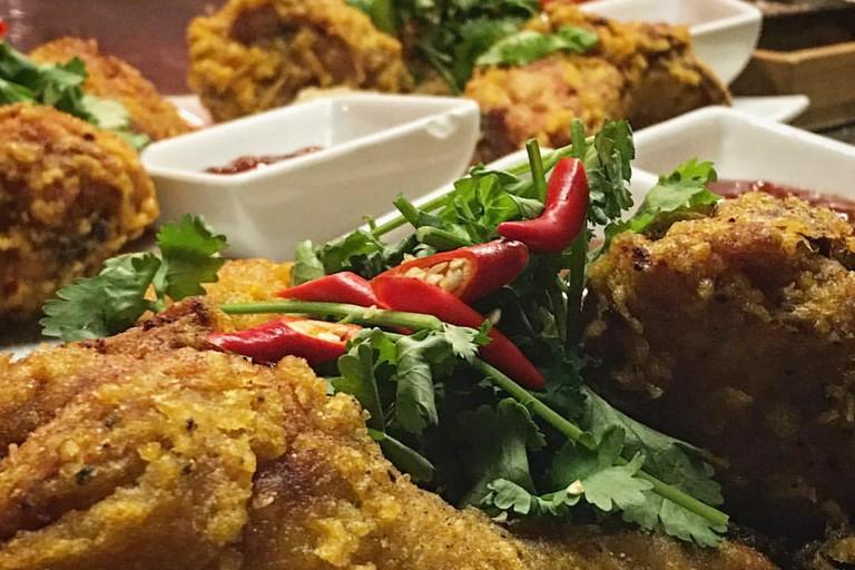 Taiwanese Chicken
