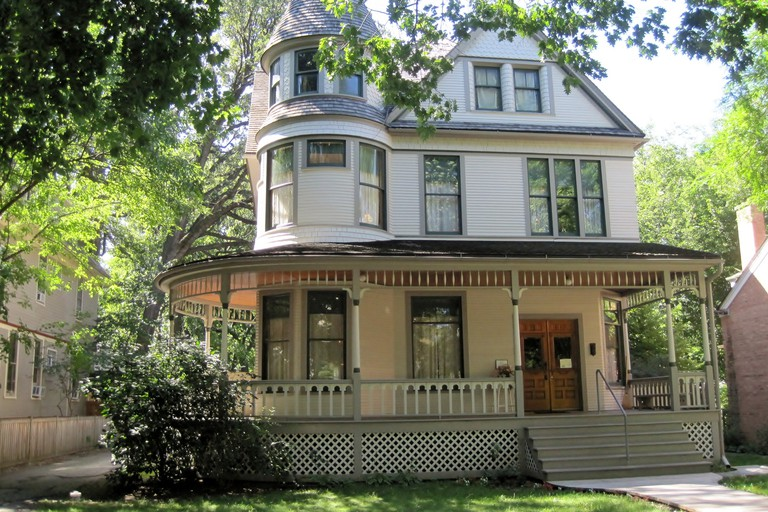 Ernest Hemingway's Birthplace and Museum in Oak Park, Illinois