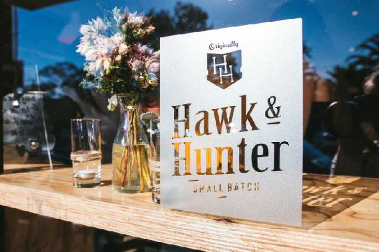© Hawk and Hunter