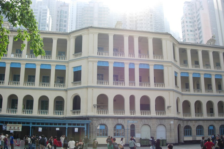Victoria Prison, Hong Kong