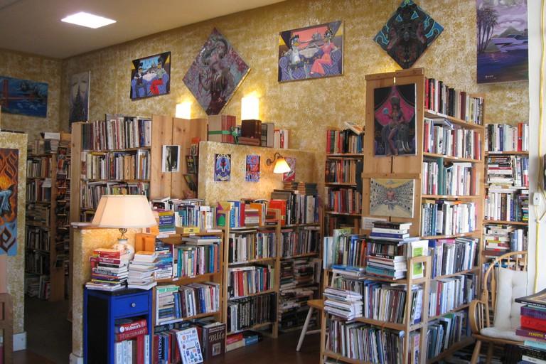 Rebound Book Store, San Rafael