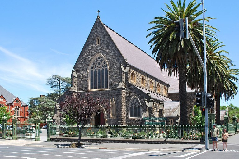 St Patrick's Cathedral in Ballarat