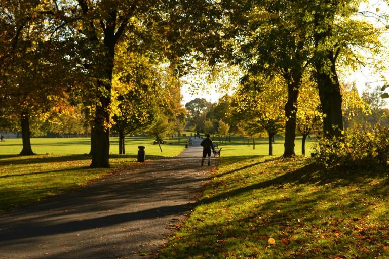 Clissold Park, Hackney