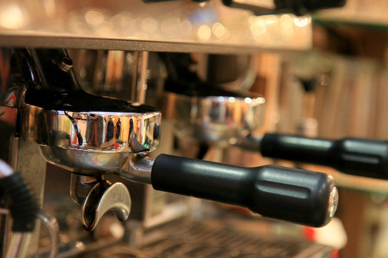 Swiss Espresso Shot