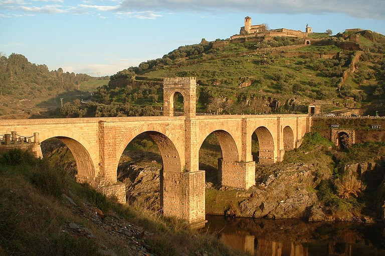 Alcántara Bridge, Cáceres