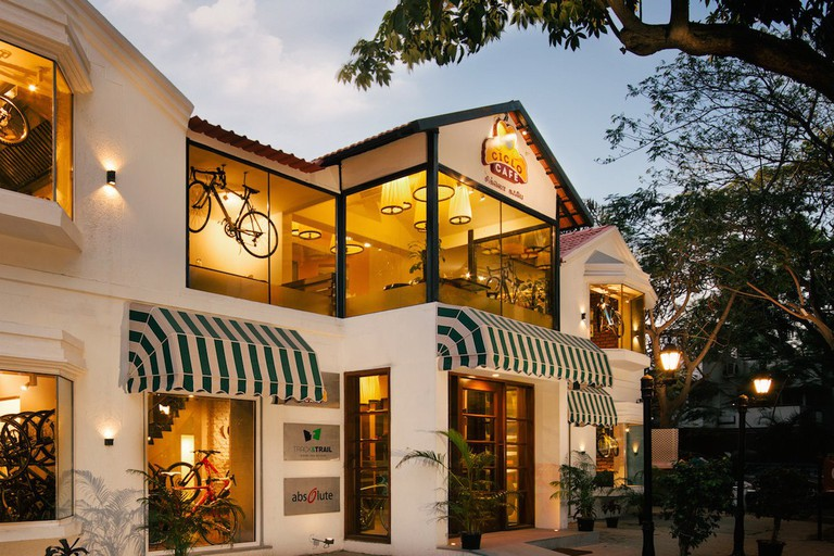 The Ciclo Cafe