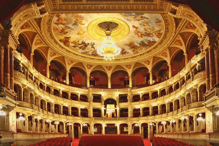 Hungarian State Opera House, Budapest