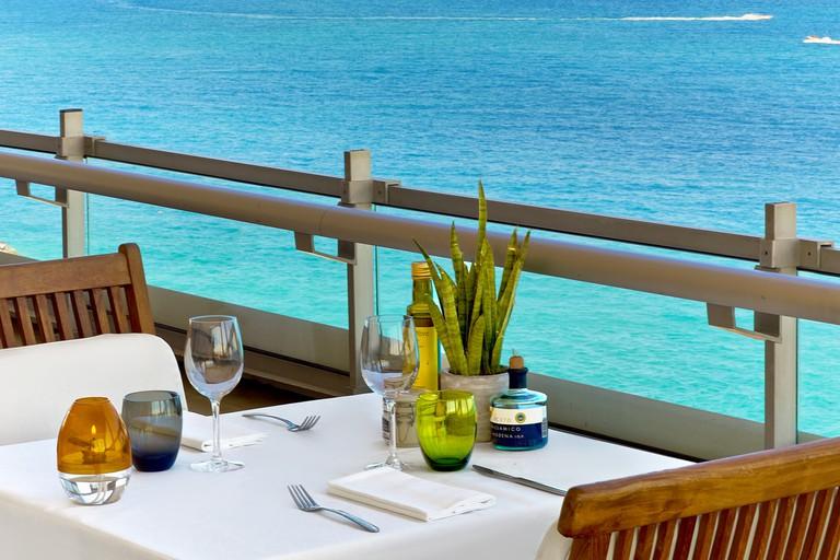 La Terrasse restaurant at Le Meridien |© Courtesy of Le Meridien