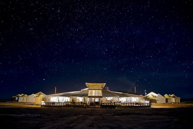 Palacio de Sal, Bolivia