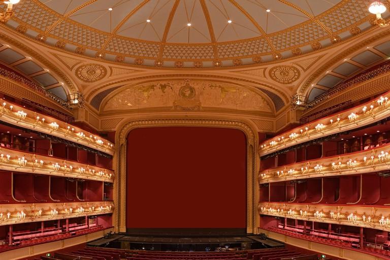 Royal Opera House Auditorium, London