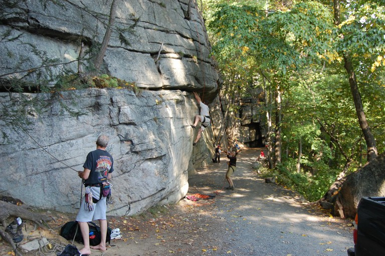 Undercliff Carriage Road