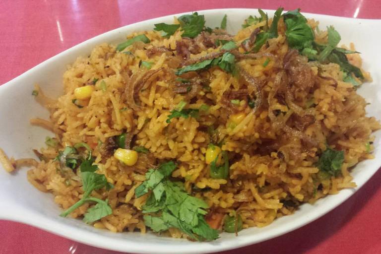 Manakamana Nepali Restaurant, Hong Kong