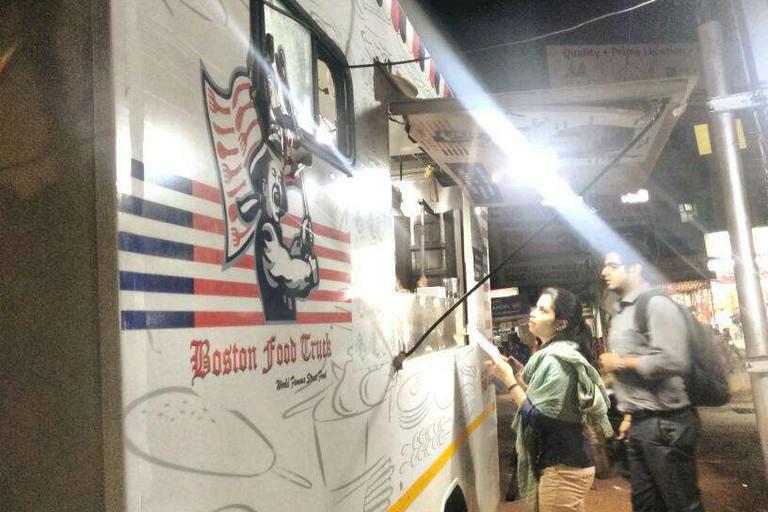 Boston Food Truck | © Zomato