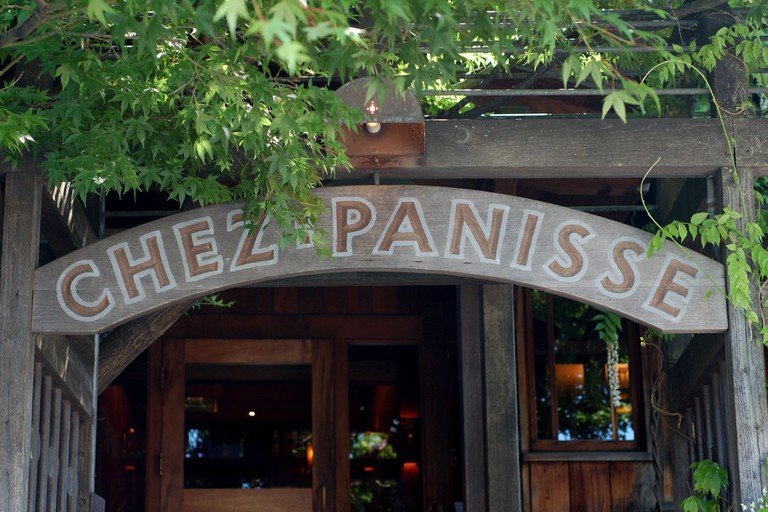 Alice Waters' Chez Panisse