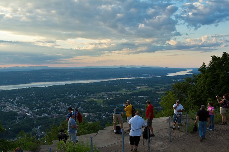 Mount Beacon Observation Deck