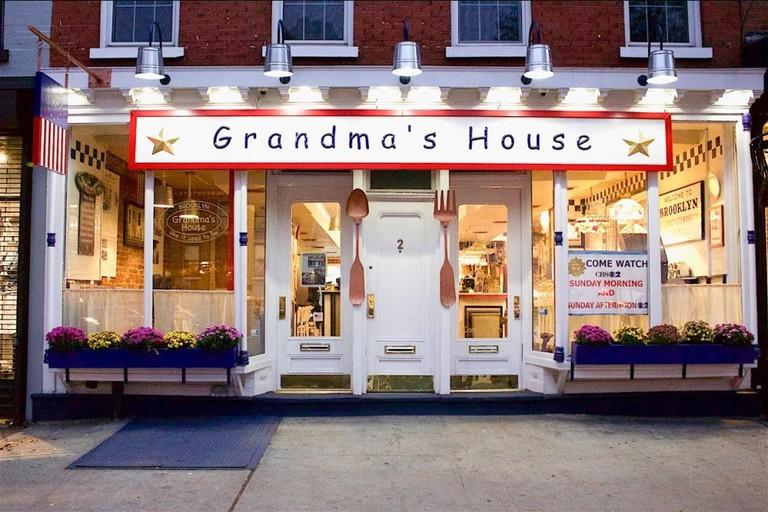 Grandma's House, Brooklyn