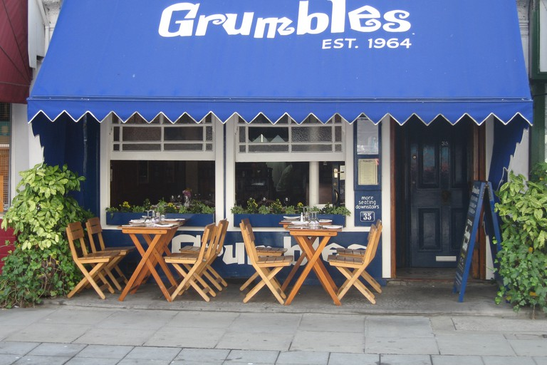 Grumbles, London